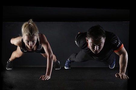 筋持久力を鍛えるトレーニング
