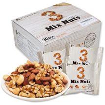 個包装されたミックスナッツが便利!