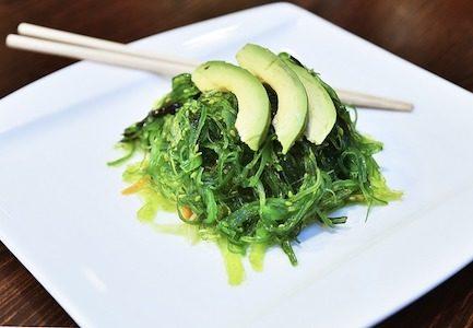 海藻 食物繊維