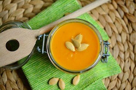 かぼちゃ 食物繊維