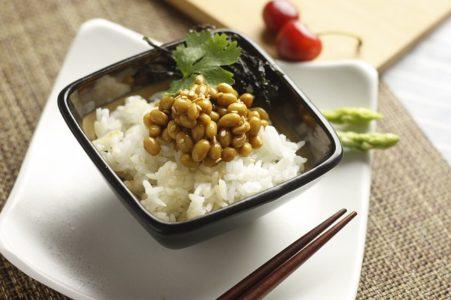 納豆の食物繊維