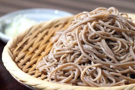 そば 食物繊維