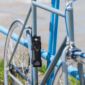 折り畳み自転車 鍵