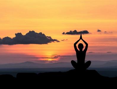 瞑想 α波