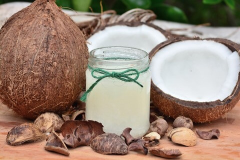 ココナッツオイル 摂取